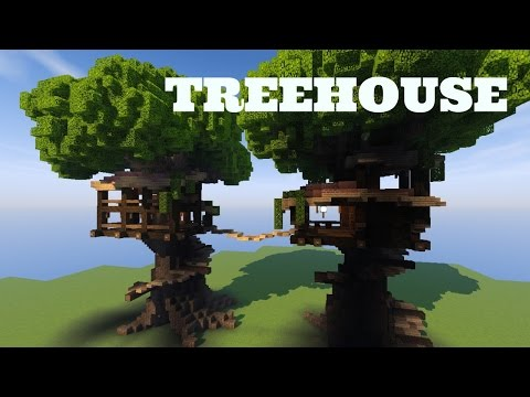 Fabulous Custom Tree Treehouse Minecraft Project Interior Design Ideas Pimpapslepicentreinfo