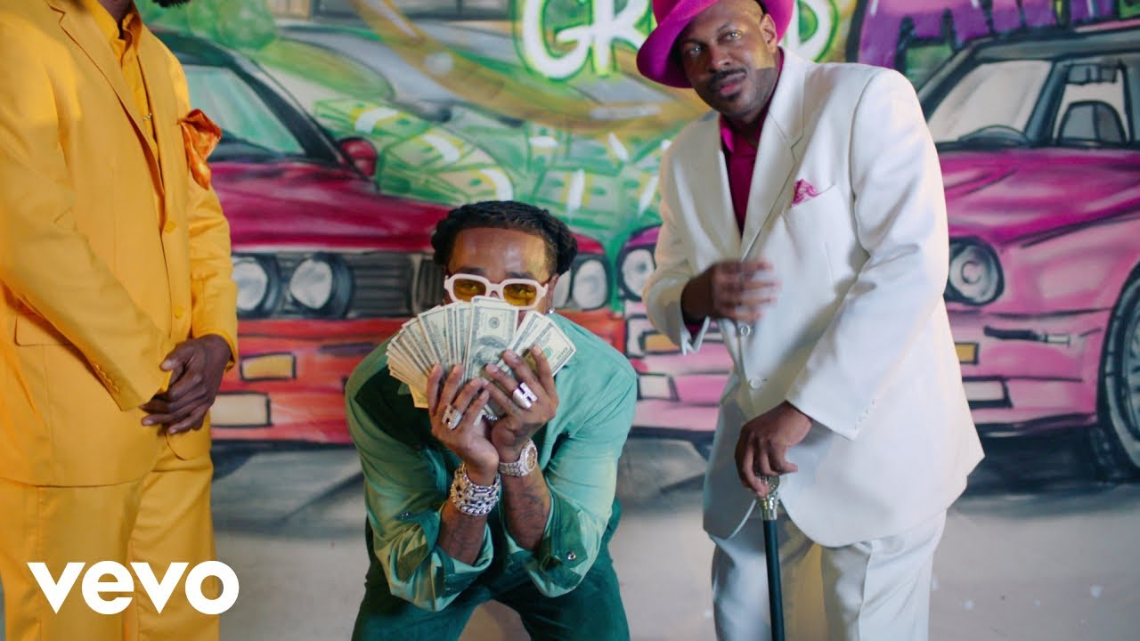 Quavo, Yung Miami - Strub Tha Ground (Official Video)