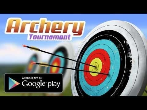 ARCHERY TOURNAMENT - Tiro con Arco - Parte 1 - Gameplay HD - Android / IOS