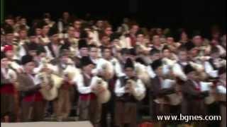 333 Kaba Gaidas Bagpipes Guinness World Record Video