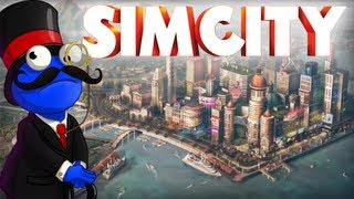 preview picture of video 'SimCity Deluxe - Primeras impresiones y primeras ciudades -'