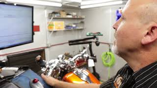 Supercharged Harley-Davidson CVO Breakout 235HP (part 2)