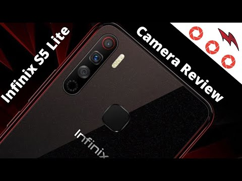 Infinix S5 Lite Camera Review