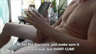 How to Cure Premature Ejaculation (in 30 minutes a day)