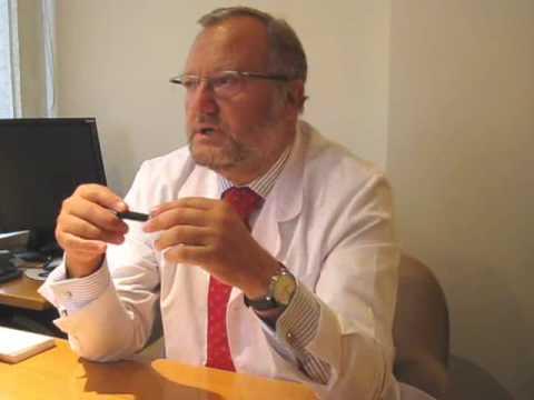 Tratamento de prostatite vídeo Neumyvakin