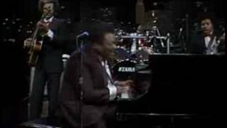 Fats Domino - Blue Monday (Live From Austin TX)
