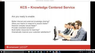 The Value of Knowledge and Knowledge Centered Service (KCS®) Best Practices