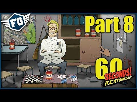 LETÍME DO VESMÍRU! - 60 Seconds! Reatomized #8