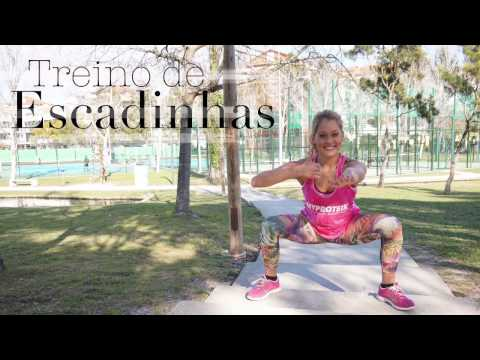 Treino De Escadinhas #2 Shape Your Body by Vanessa Alfaro