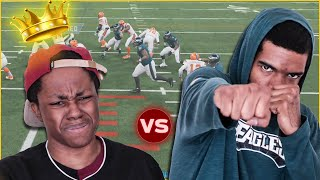 Another EPIC Draft Match-Up Between Bitter Rivals! Can Juice Dethrone Trent?! (Madden 20)