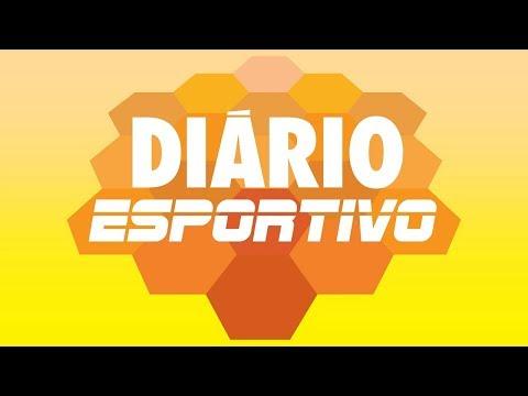 Diário Esportivo em clima de Copa do Mundo
