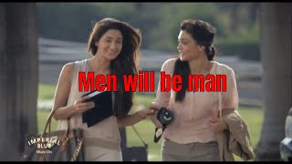 Men will be men ads compilation video