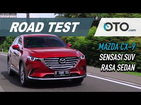 Mazda CX-9 2019 | Road Test | SUV Rasa Sedan | OTO.com