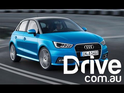 2015 Audi A1 First Drive Review   Drive.com.au