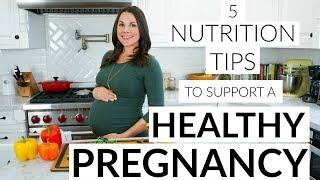 Pregnancy Diet: 5 Tips For Proper Prenatal Nutrition