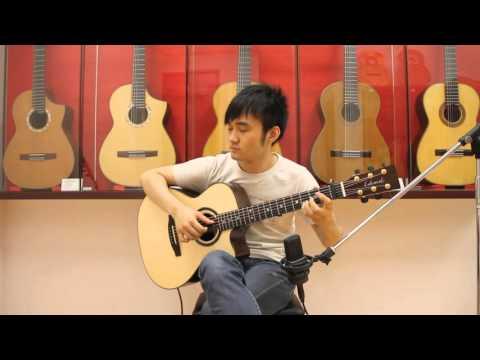 七里香 – 周杰倫   Steven Law – The Guitarist