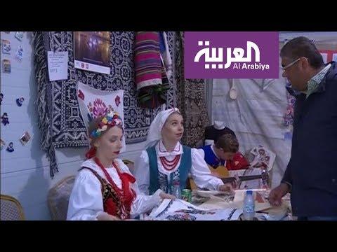العرب اليوم - شاهد: فعاليات الألعاب البدوية تخطف الأبصار في السعودية