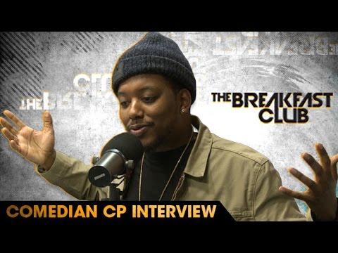 Comedian CP Talks World Star TV, Acting, Writing & Honoring Q