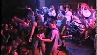 "Dog Eat Dog ""No Fronts"" w/ Billy G. (Biohazard) on sax (Europe 5/94)"