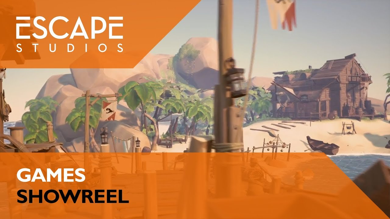 Games Showreel