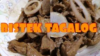 BEEF STEAK (BISTEK TAGALOG) I BASIC COOKING RECIPE