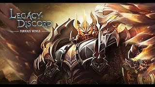 Legacy of Discord-Furious Wings- GamePlay Trailer Android/Ios- HD