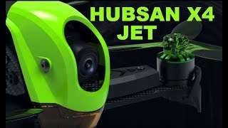 Hubsan X4 H123D bound to JUMPER T8SG PLUS Brushless FPV RC Drone