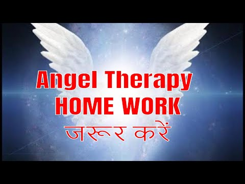 How to do Angel Healing Therapy Work Hindi | How to Connect With Angels Daily LIVE 9pm