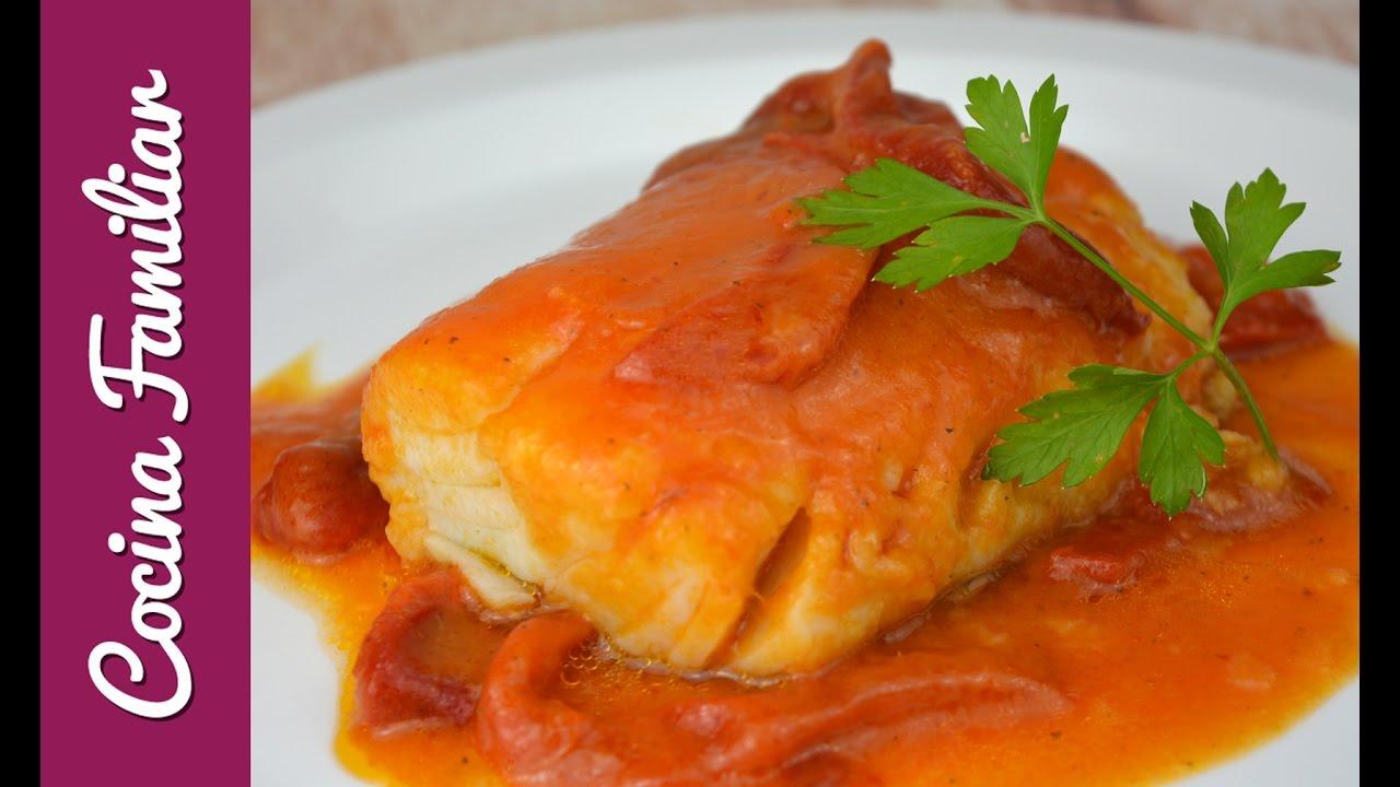 Bacalao a la riojana, mi receta casera | Javier Romero