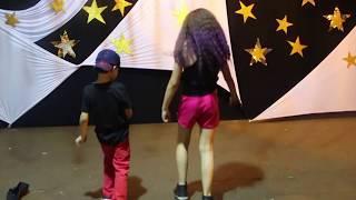Coreografia Z4 FESTIVAL DE TALENTOS ARTHUR E MARIA C SANTOS