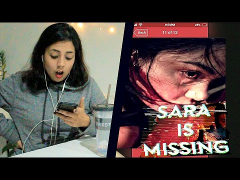game horror TERSERAM sedunia! | Sara is Missing
