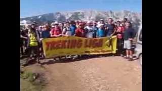 Sutjeska treking 2013: start