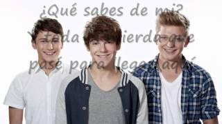 What You Know About Me - District 3 (Spanish lyrics)