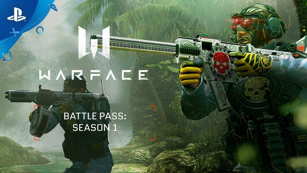 Warface Update Introduces Battle Pass and Sunrise Raid