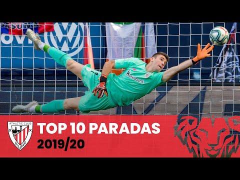 🧤 Top 10 Paradas Athletic Club (2019-2020)