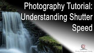 Video Tutorial - Understand Shutter Speed