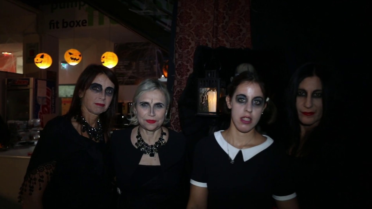 Open Days Halloween 2019