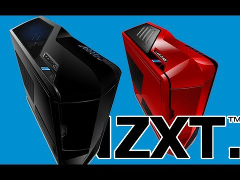 NZXT Phantom  Review & Demo! Full Tower Case