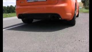 Video: Capristo Komplettanlage für Audi RS4 B7