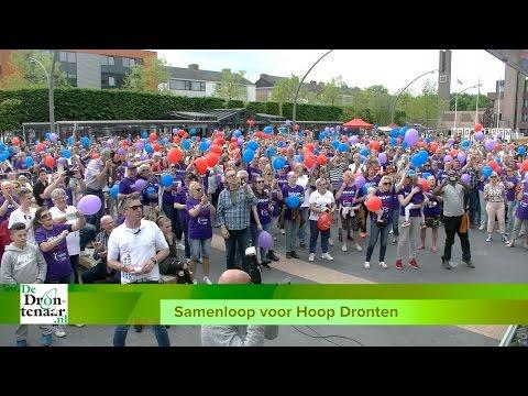 VIDEO | Samenloop voor Hoop levert ruim 77.000 euro op voor kankerbestrijding