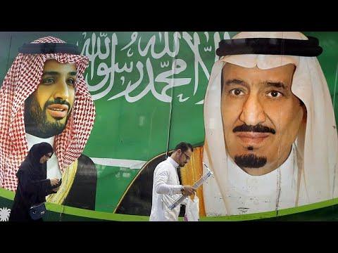 fogyás Szaúd-Arábia