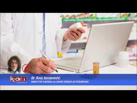 OSAM NOVOZARAŽENIH U KAJZENU, UKUPNO 12- TESTIRANJE SVIH ZAPOSLENIH - dr ANA JOVANOVIĆ  JUTRO 21 05