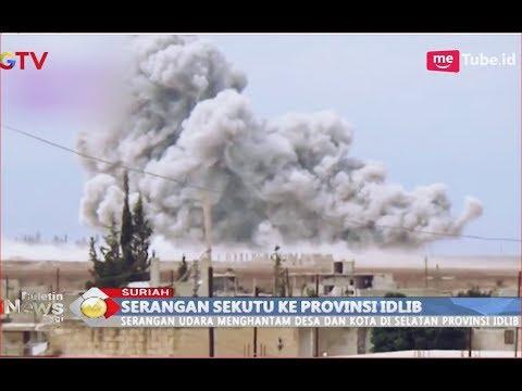 Serangan Udara Rusia dan Suriah Hantam Idlib - BIP 10/09