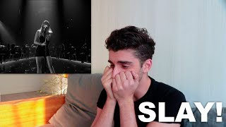 Miley Cyrus   Slide Away (Live)  | REACTION |