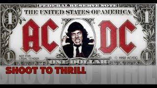 Shoot To Thrill  //  AC/DC // Subtítulos Español