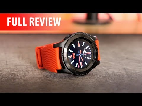 NO.1 G8 Smartwatch Review - $34.99 Samsung Gear S3 Clone