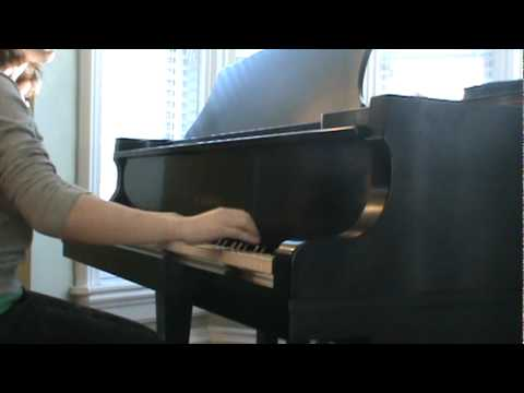 """Debussy's """"Suite Pour le Piano, Prelude."""" It's not perfect, but I thought it would be fun to share. Enjoy!"""