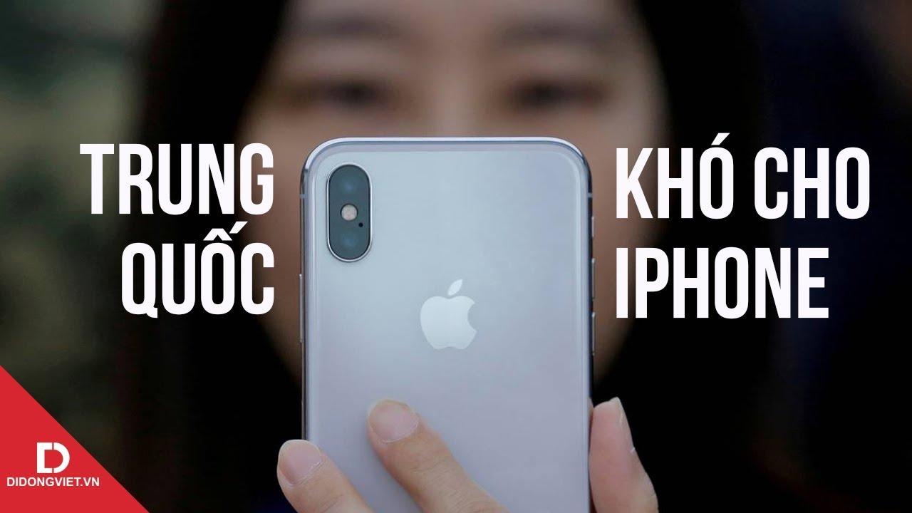Apple, Samsung ngày càng khó khăn tại Trung Quốc