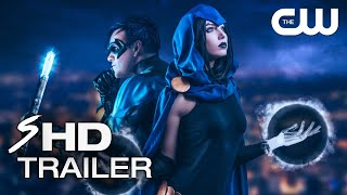 Teen Titans | Teaser Trailer Concept | The CW - TV Series HOLLAND RODEN, RAY FISHER (Fan Made)