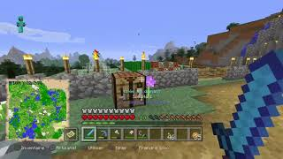 SURVIE SOLO #7 RIP SNOOPY [ MINECRAFT ]